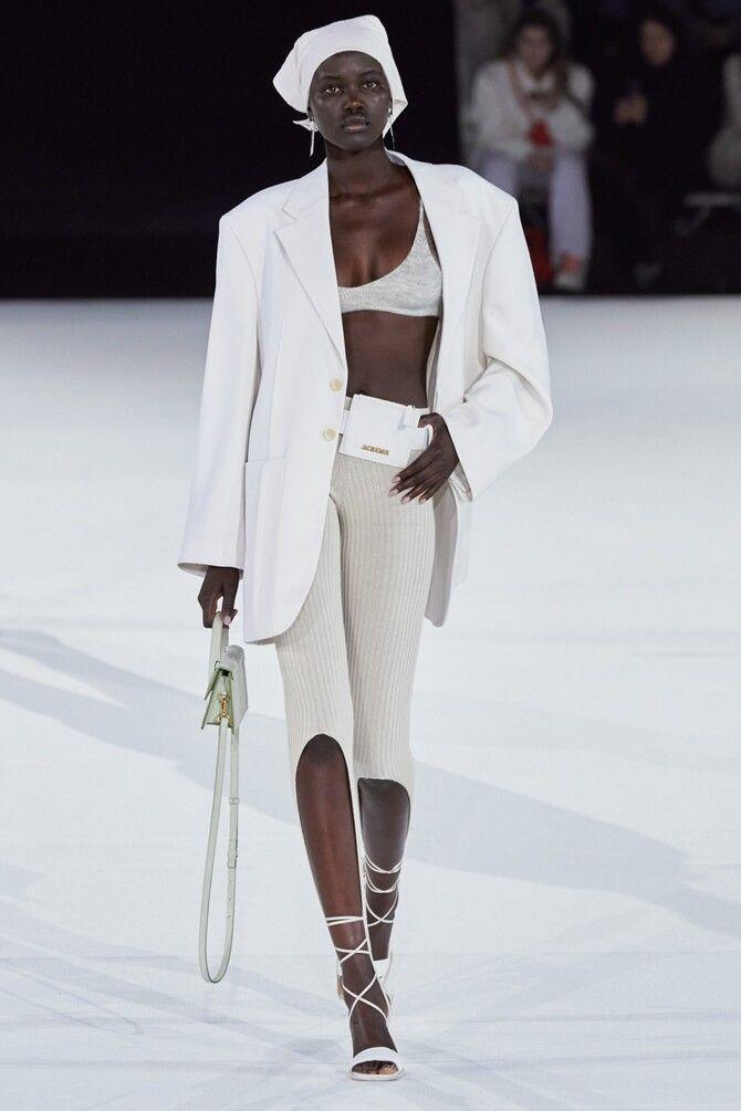 Як носити лосини взимку, щоб не виглядати недолуго? 1