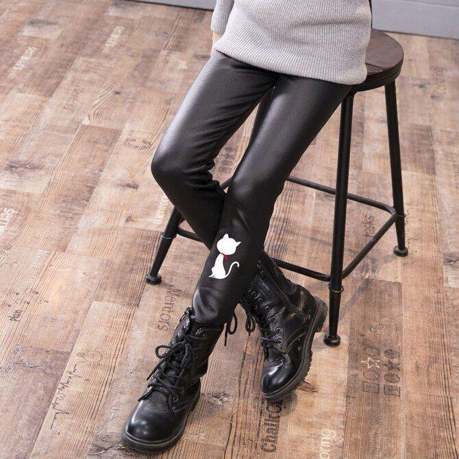 Як носити лосини взимку, щоб не виглядати недолуго? 22