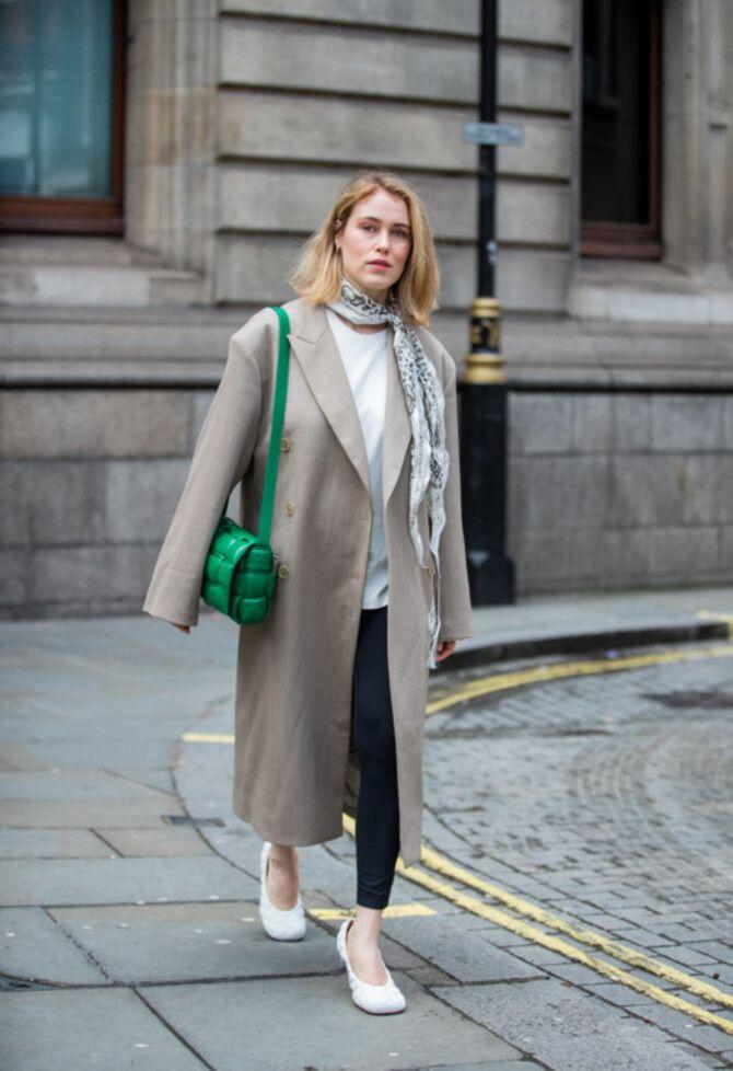 Як носити лосини взимку, щоб не виглядати недолуго? 6
