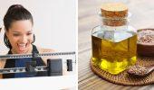 Льняное масло –  стоит ли использовать для похудения?