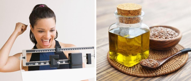 Лляна олія – чи варто використовувати для схуднення?