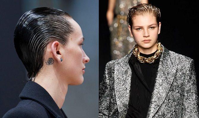 Топ-10 модних зачісок 2021 року, трендові стрижки та укладки 16