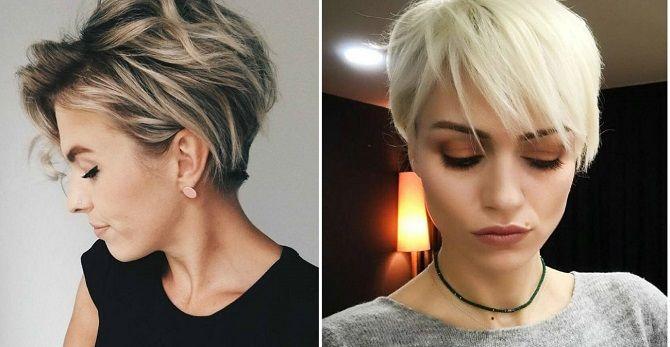 Топ-10 модних зачісок 2021 року, трендові стрижки та укладки 28