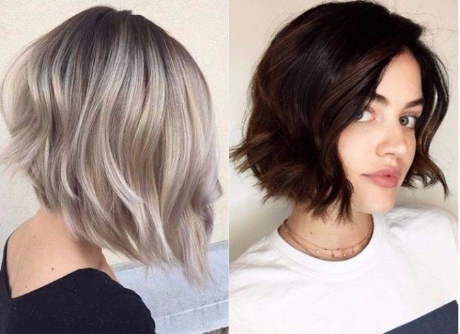 Топ-10 модних зачісок 2021 року, трендові стрижки та укладки 36
