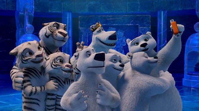 Мультфильм «Норм и несокрушимые: Семейные каникулы»: продолжение приключений белого медведя и его друзей 1