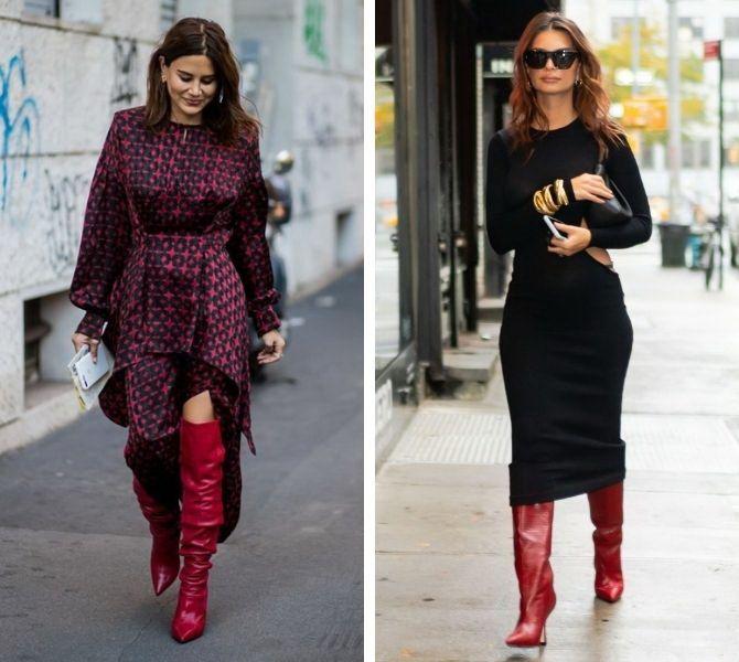 С какой обувью сочетать платья миди? 15
