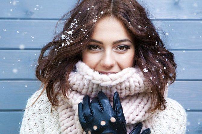 Обвітрена шкіра – головна проблема холодного сезону 2
