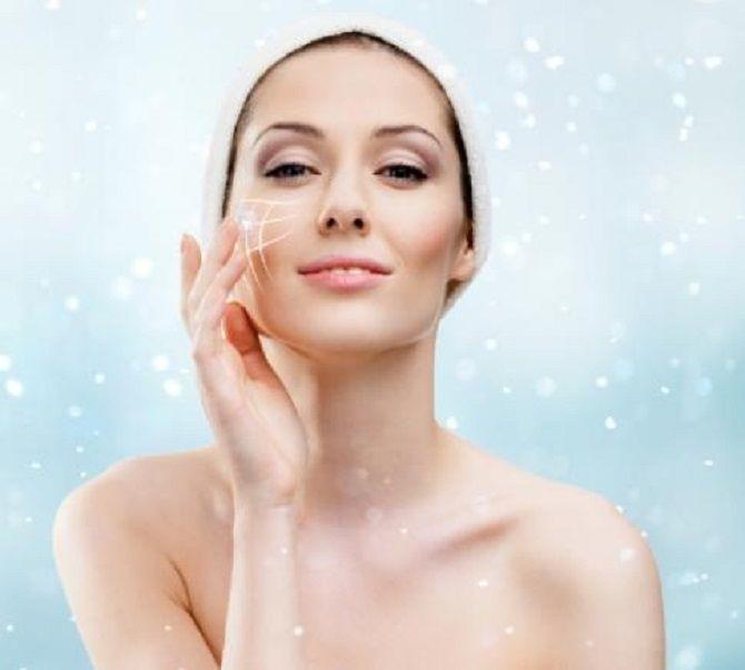 Обвітрена шкіра – головна проблема холодного сезону 4