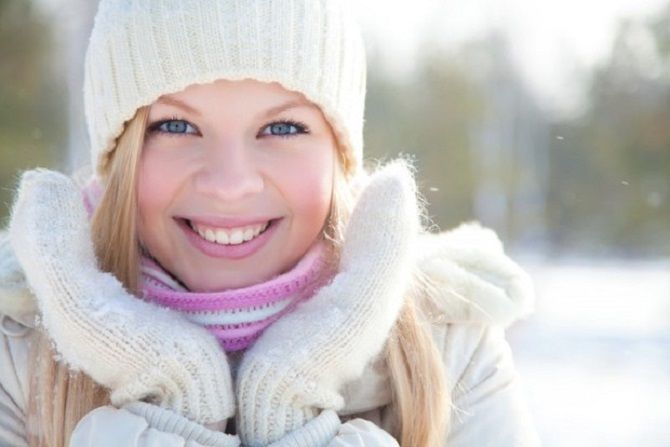Обвітрена шкіра – головна проблема холодного сезону 9