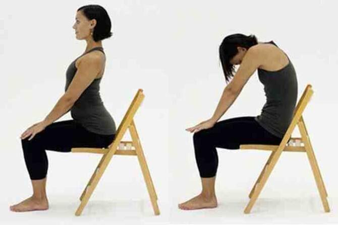 Фітнес-програма в офісі: 8 спортивних вправ для тих, у кого сидяча робота 9