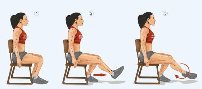 Фітнес-програма в офісі: 8 спортивних вправ для тих, у кого сидяча робота 5
