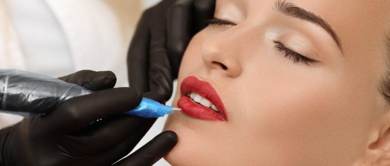 Перманентный макияж: разновидности и особенности процесса