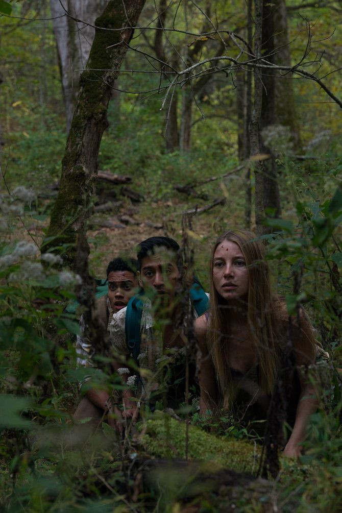 Американський трилер «Поворот не туди: Спадщина» – сьома частина однойменної франшизи 4