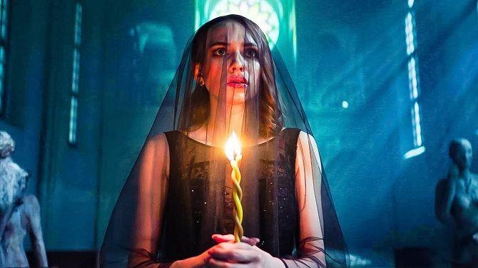Російський хоррор «Приворот. Чорне вінчання»: обряд чаклунства  обернеться злом 1