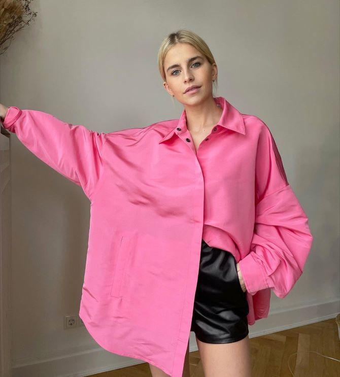 Маскулинные рубашки — почему девушкам стоит обратить на них внимание? 3