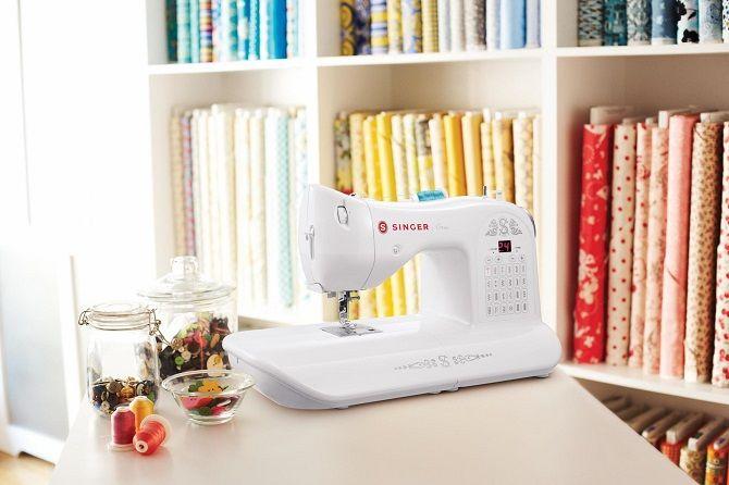 Как выбрать швейную машинку 1