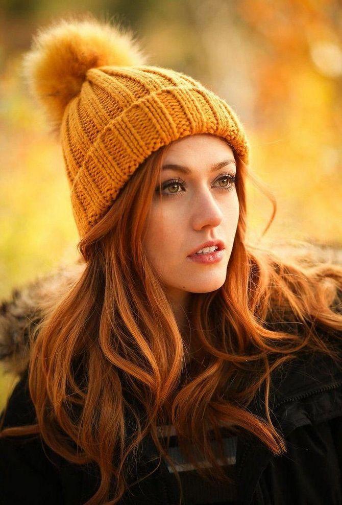 Як підібрати шапку по формі обличчя – вибираємо головний убір 16