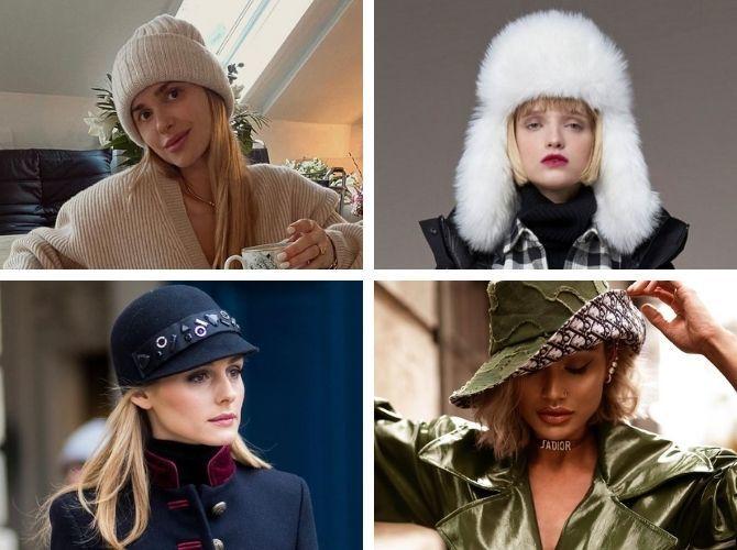 Як підібрати шапку по формі обличчя – вибираємо головний убір 4