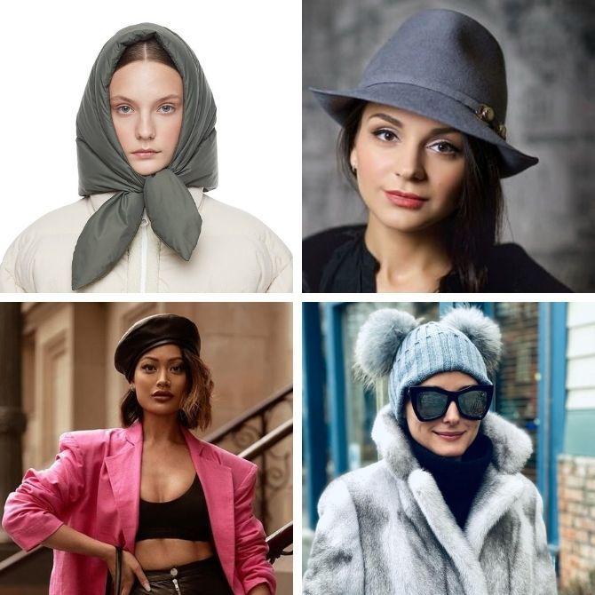 Як підібрати шапку по формі обличчя – вибираємо головний убір 5