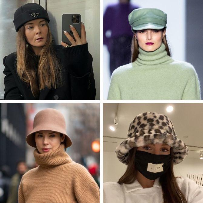Як підібрати шапку по формі обличчя – вибираємо головний убір 6