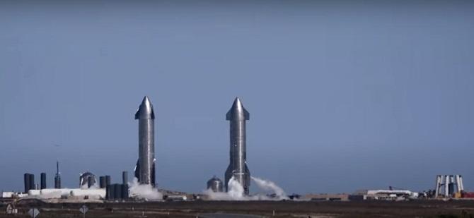Корабль Starship SN9 компании SpaceX взлетел на высоту 10 км, но разбился при посадке (видео) 1