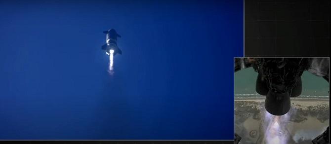 Корабль Starship SN9 компании SpaceX взлетел на высоту 10 км, но разбился при посадке (видео) 3
