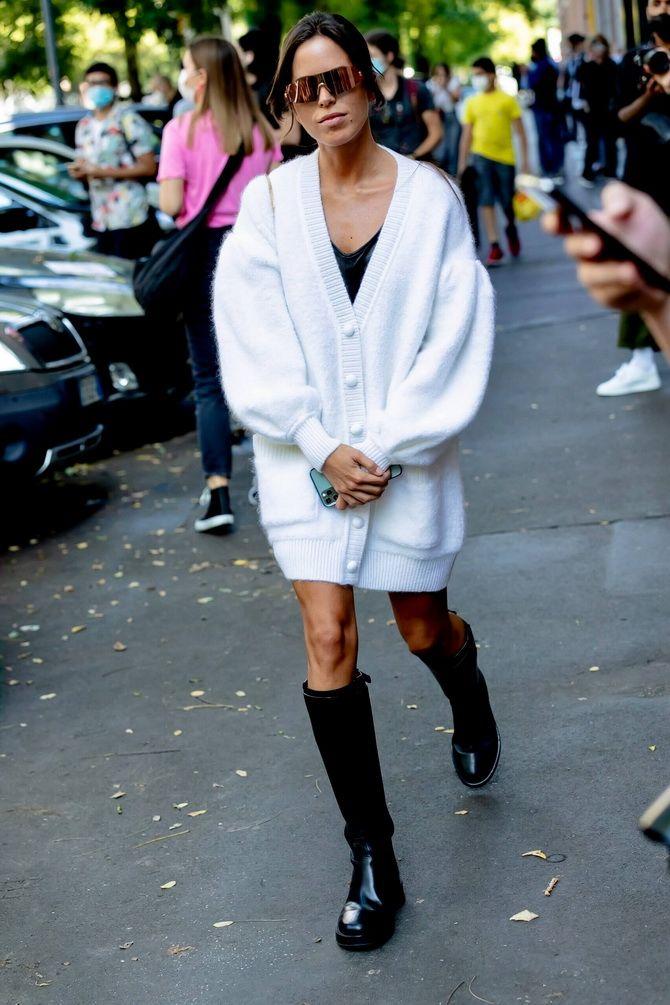 Одеваемся, как звезда стритстайла: 11 вещей, которые помогут создать модный гардероб 2021 12