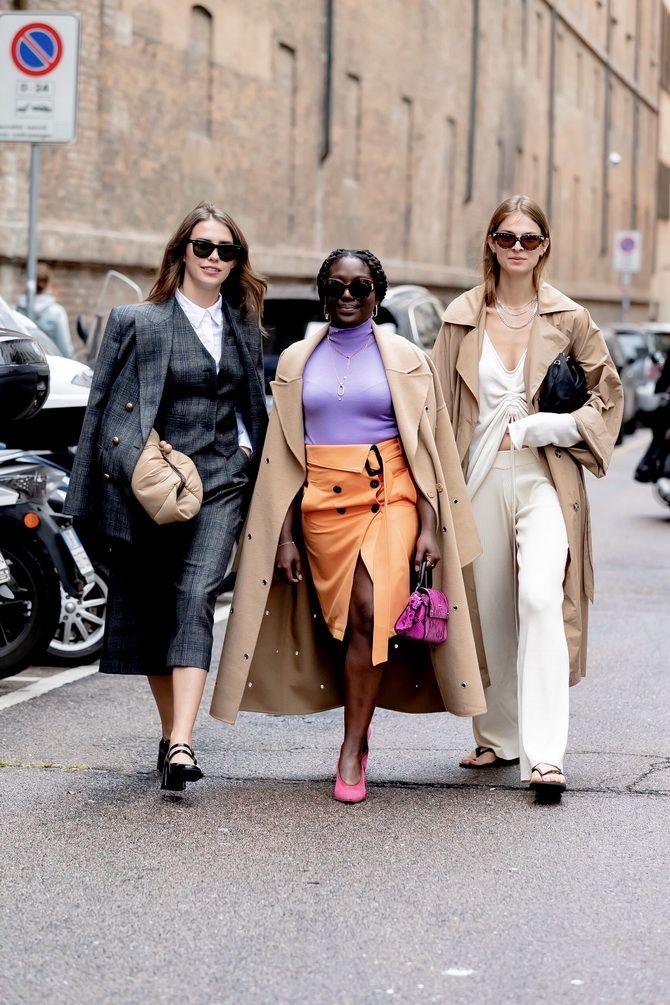 Одеваемся, как звезда стритстайла: 11 вещей, которые помогут создать модный гардероб 2021 16