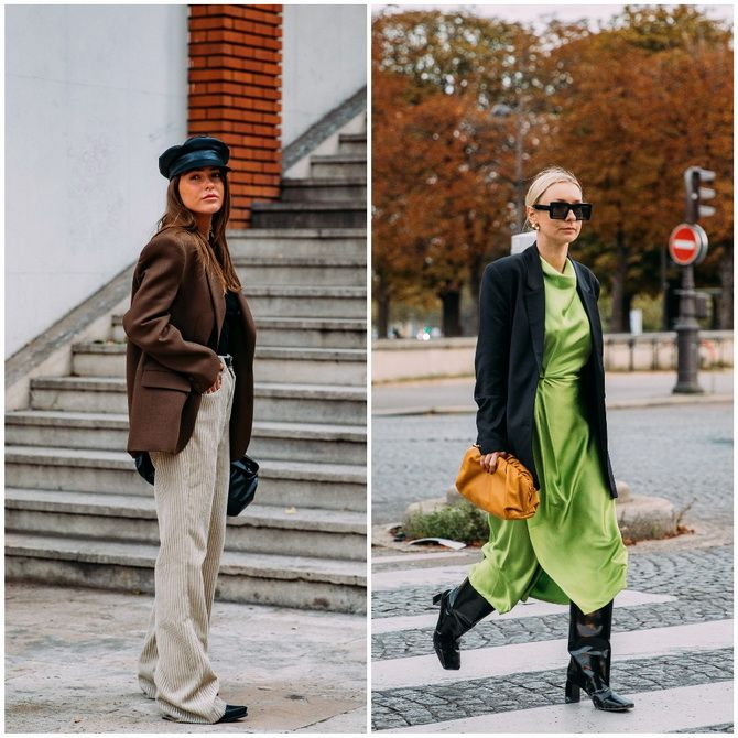 Одеваемся, как звезда стритстайла: 11 вещей, которые помогут создать модный гардероб 2021 3