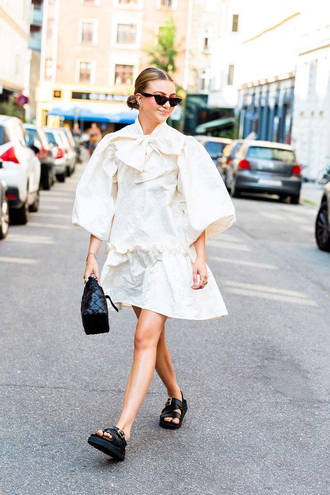 Одеваемся, как звезда стритстайла: 11 вещей, которые помогут создать модный гардероб 2021 37