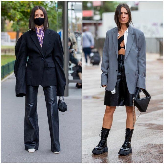 Одеваемся, как звезда стритстайла: 11 вещей, которые помогут создать модный гардероб 2021 4