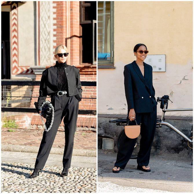 Одеваемся, как звезда стритстайла: 11 вещей, которые помогут создать модный гардероб 2021 9