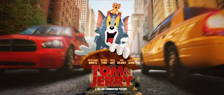 Приключенческая комедия «Том и Джерри»: любимые герои в кино