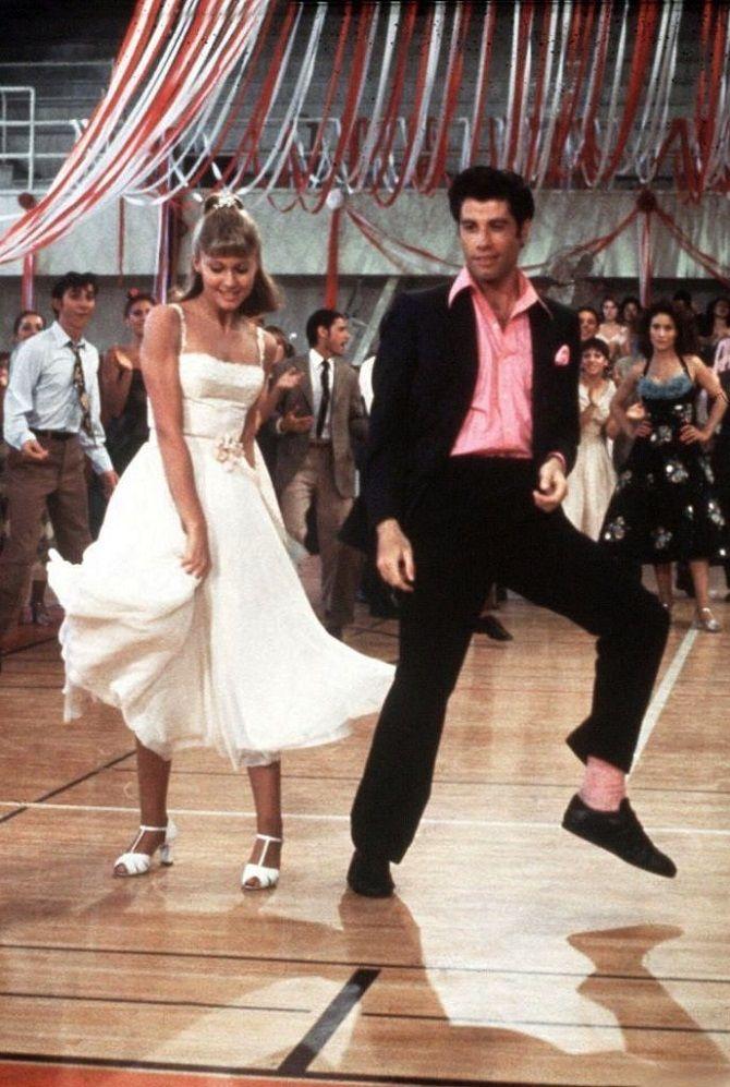 Джон Траволта з донькою повторили танець з фільму «Бріолін» і підірвали інтернет 3