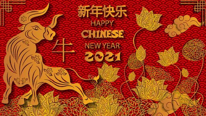 Китайський новий рік 2021: найяскравіші привітання 3