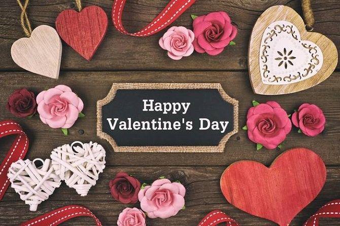 День святого Валентина: ніжні і романтичні привітання 4