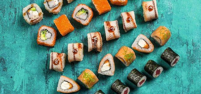 Обзор популярных сетей суши ресторанов Екатеринбурга 2