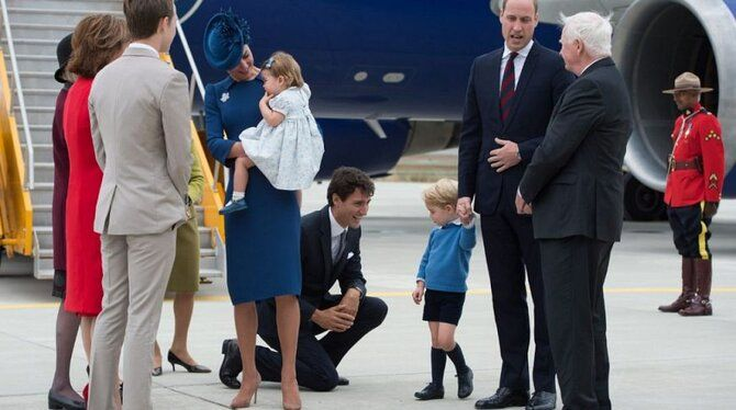 8 неловких моментов, произошедших в королевских семьях 1