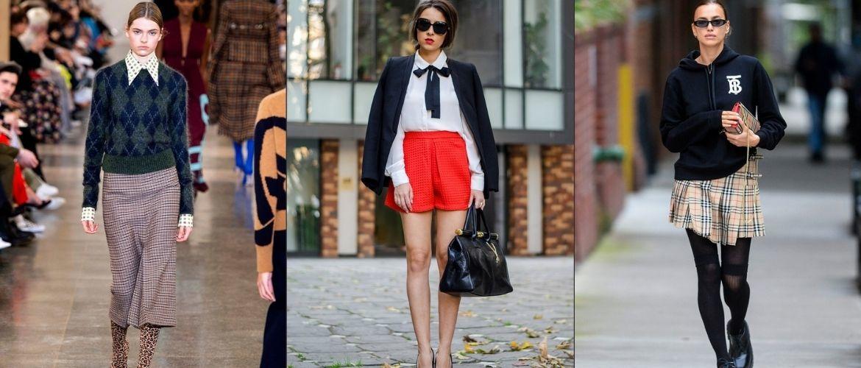 Одягнися як школярка: стиль препп повертається в моду