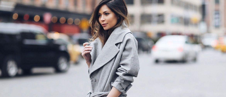 Как носить шерстяное пальто – модные идеи для весны