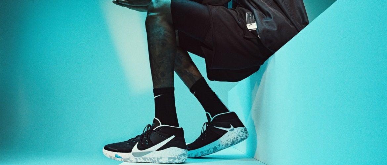 Модные кроссовки для баскетбола: самые стильные спортивные модели