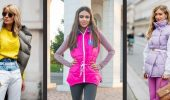 Дутий жилет – модна річ в гардеробі кожної дівчини