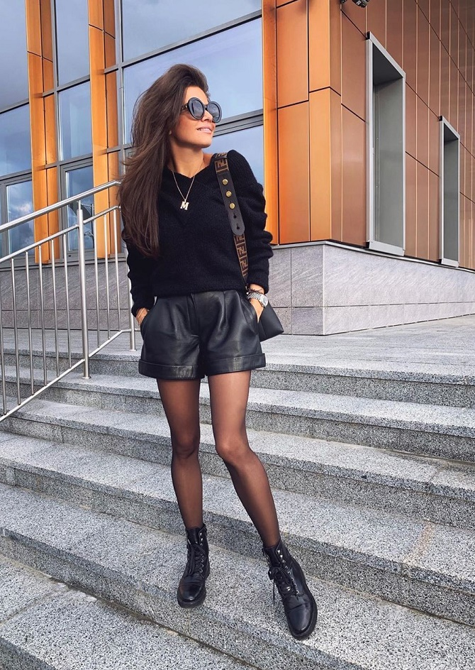 Самые модные способы использовать в гардеробе кожаные вещи – с чем их сочетать? 6