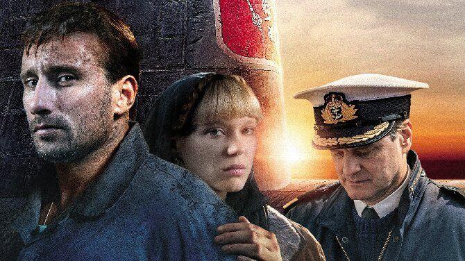 «Убрать перископ» и еще 8 лучших фильмов про подводные лодки и подводников 8