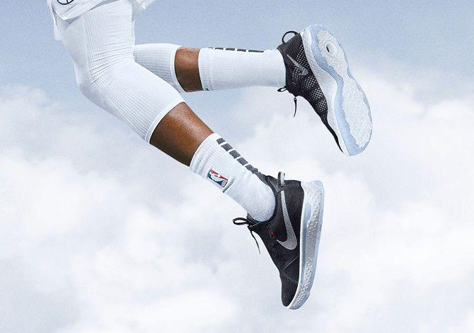 Модные кроссовки для баскетбола: самые стильные спортивные модели 2