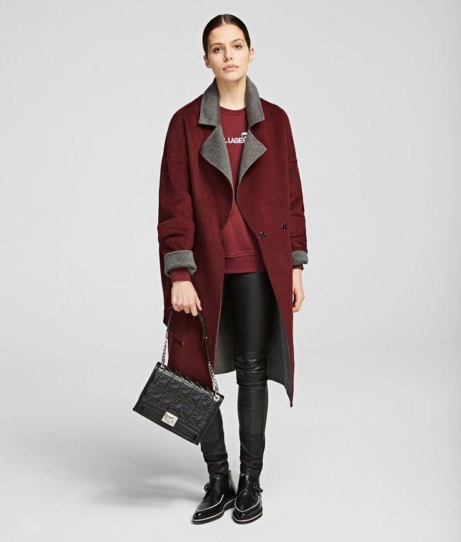 Как носить шерстяное пальто – модные идеи для весны 11