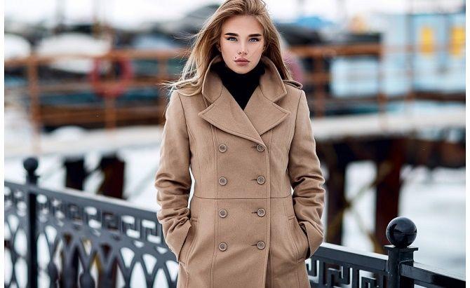 Как носить шерстяное пальто – модные идеи для весны 13