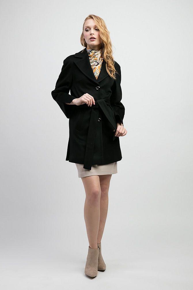Как носить шерстяное пальто – модные идеи для весны 14