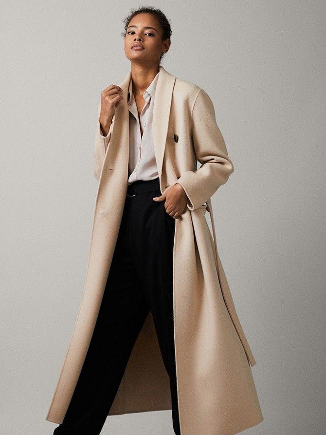 Как носить шерстяное пальто – модные идеи для весны 15