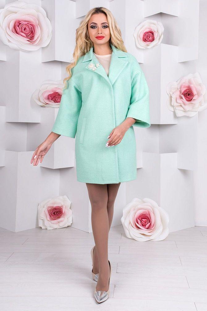 Как носить шерстяное пальто – модные идеи для весны 17